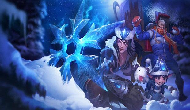 ¡La Guerra de Nieve ya esta aqui!