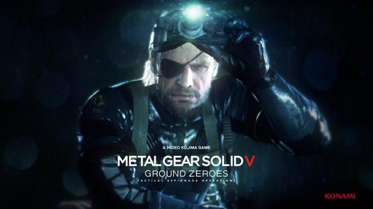 Llega nuevo parche a la versión de PC de Metal Gear Solid V: Ground Zeroes