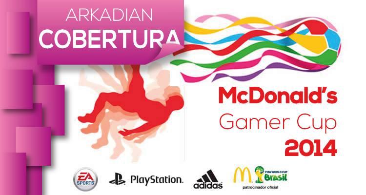 Cobertura| McDonald's Gamer Cup