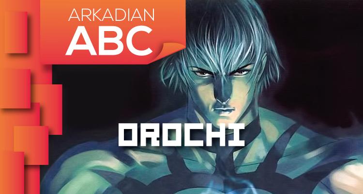 "Arkadian ABC | ""O"" de Orochi"