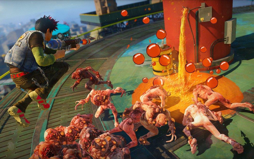 E3 2014 | Conoce Sunset Overdrive la nueva propuesta para Xbox One
