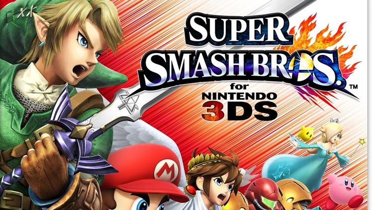 Smash Bros. 3DS podría tener nivel homenaje al Game Boy