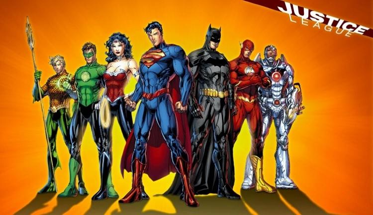 Serie animada de La Liga de la Justicia llegara a Machinima.