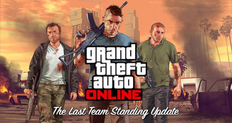 GTA Online recibe hoy 'The Last Team Standing Update'