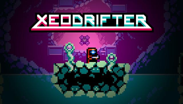 Nuevos detalles de Xeodrifter Wii U