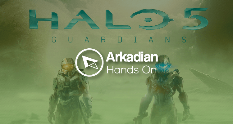 Hands On |HALO 5 : GUARDIANS BETA