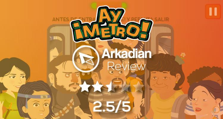 Review | ¡Ay Metro!