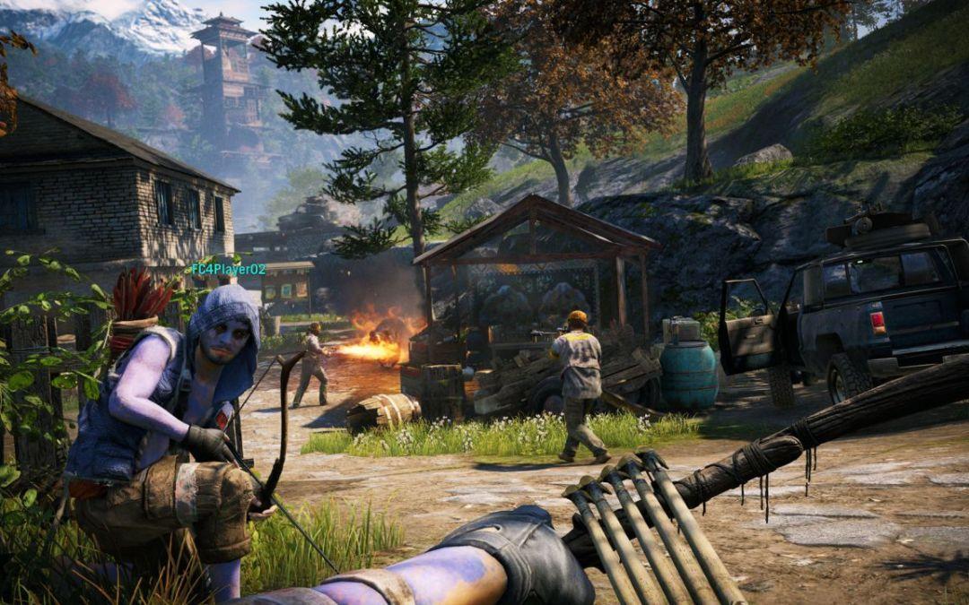 Overrun, el nuevo DLC de Far Cry 4 ya se encuentra disponible