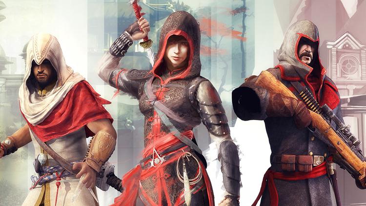Ubisoft anuncia Assassin's Creed Chronicles, título que llega a darle nuevo aire a la franquicia