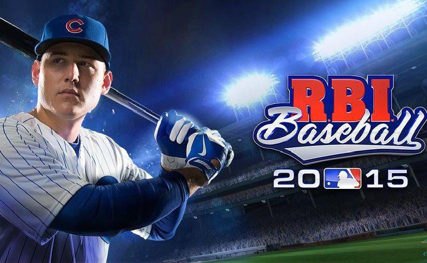 R.B.I. Baseball 15 llegará a PS4 y Xbox One