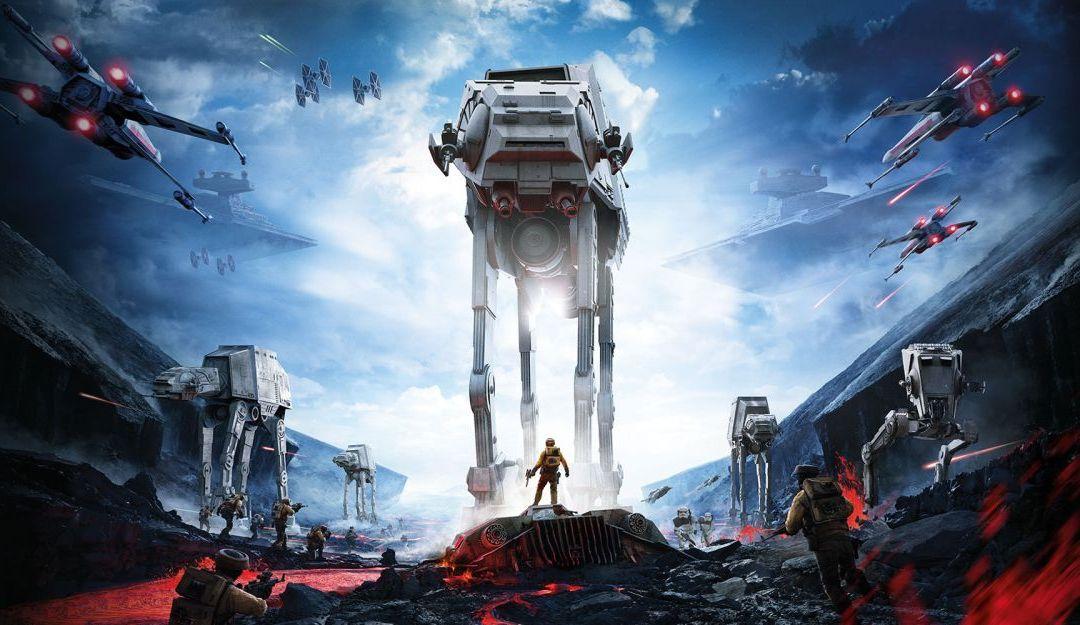 E3 2015 | ¡Imperdible video con gameplay de Star Wars Battlefront!