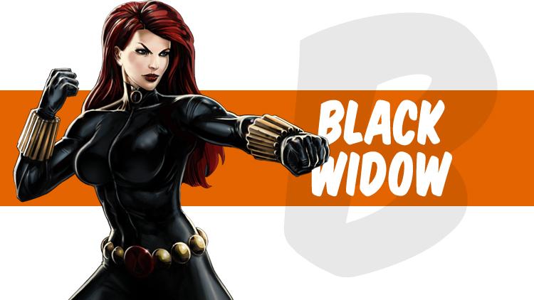 B Black Widow
