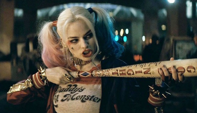 Posible origen de Harley Quinn en Suicide Squad