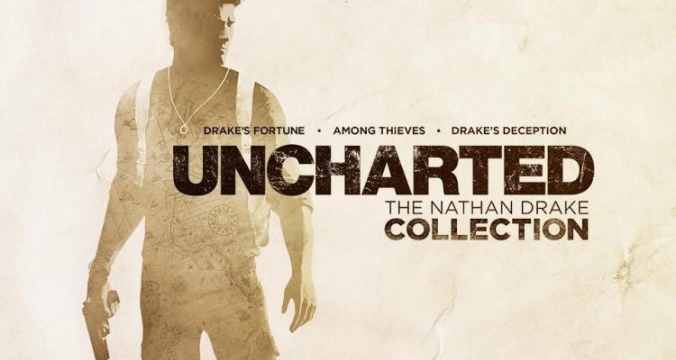 Se confirman los Bundles de 'Uncharted: The Nathan Drake Colletion' y PS4