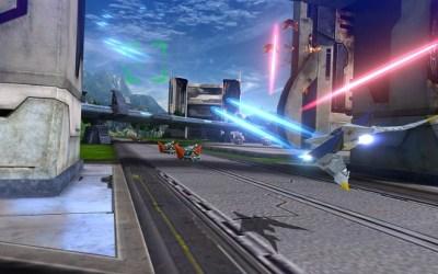 Nintendo revela lista de escenarios en Star Fox Zero