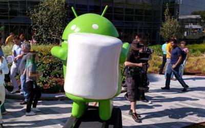 Fecha de salida para Android Marshmallow