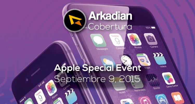 Apple Conference: Todo lo que necesitas saber.