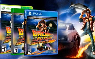 Back to the Future: The Game contará con una edición de aniversario por los 30 años de la saga