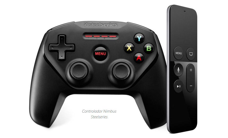 Nimbus: el mando para Apple TV