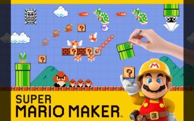 Contenido no utilizado en Super Mario Maker
