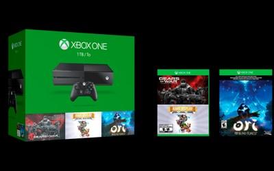 Se anuncia un nuevo bundle para Xbox One el cual incluye tres grandes juegos