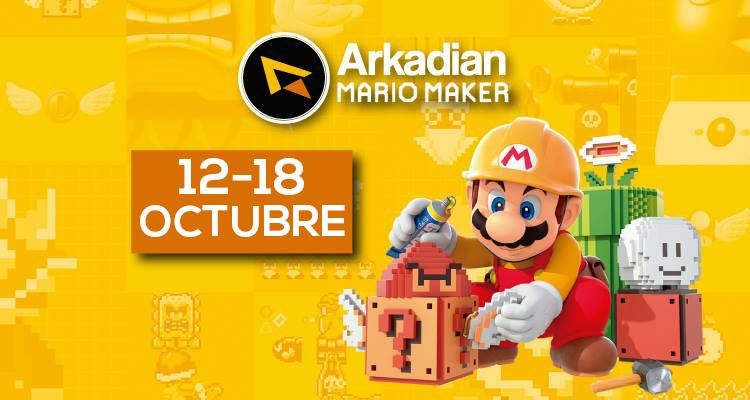 Arkadian Mario Maker [12-18 Octubre]