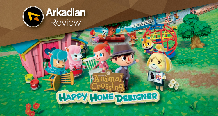 Review | Animal Crossing: Happy Home Designer
