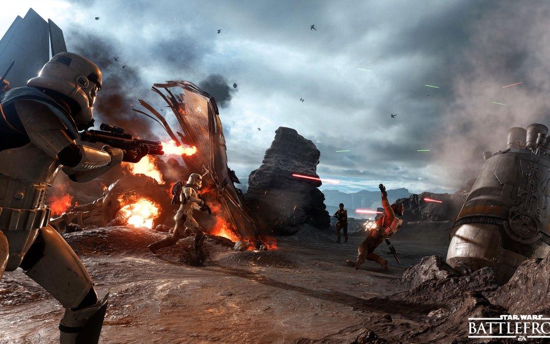 Los números detrás de la Beta de Star Wars Battlefront