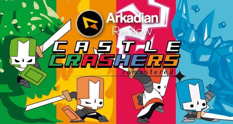 Review | Castle Crashers Remastered