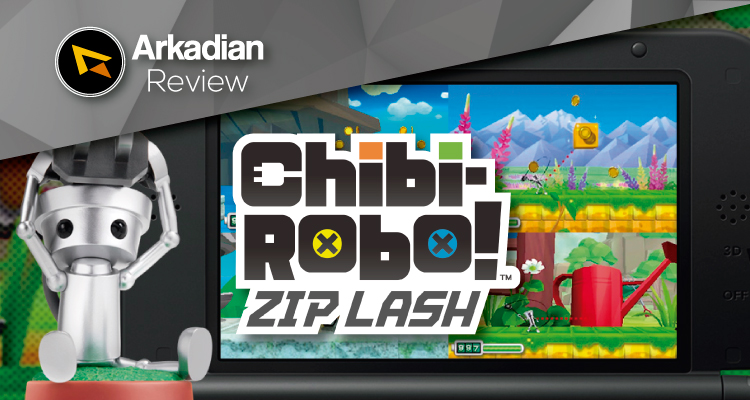 Review | Chibi-Robo! Zip Lash