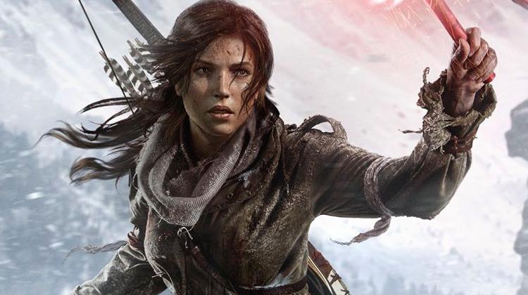 "Te presentamos ""Woman vs. Wild"" la serie episódica para Rise of the Tomb Raider"