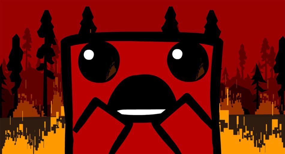 Super Meat Boy llegará al Wii U