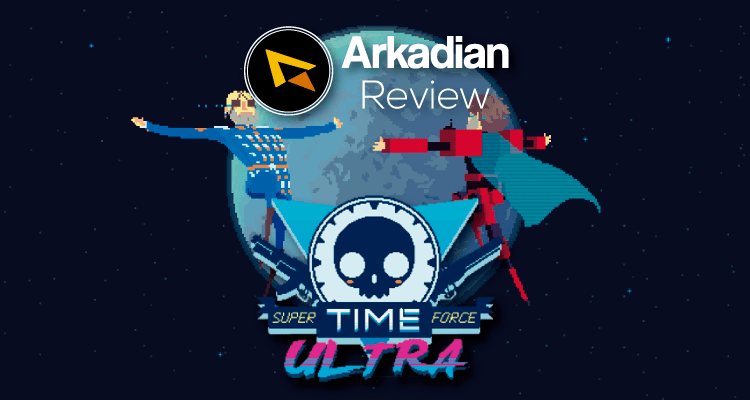 Review | Super Time Force Ultra