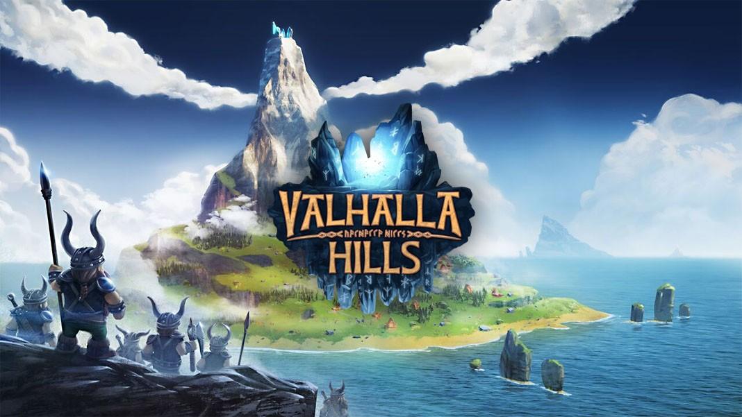 Valhalla hills recibe una espeluznante actualización de Halloween
