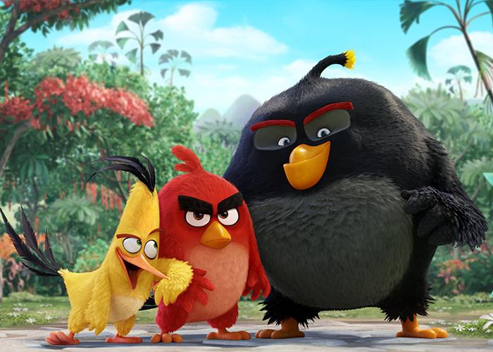 Angry Birds La Película Primer Trailer