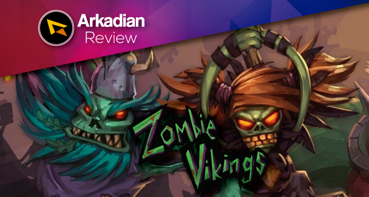 Review | Zombie Vikings
