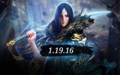Lanzamiento de Blade and Soul ya tiene fecha oficial