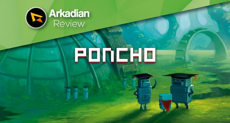 Review   Poncho