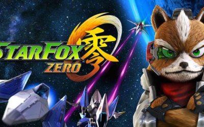 Ya abrieron el sitio oficial de Star Fox Zero… en japonés