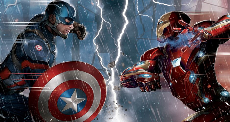 Nuevas escenas de Captain America: Civil War en su tráiler para Japón