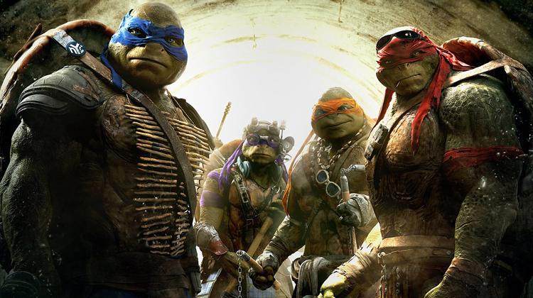 Te presentamos el emocionante tráiler de las Tortugas Ninja 2