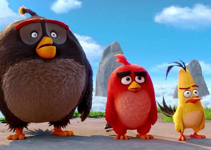 Nuevo Trailer de Angry Birds La Pelicula