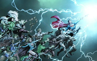DC Rebirth – Otro reboot en los comics de DC