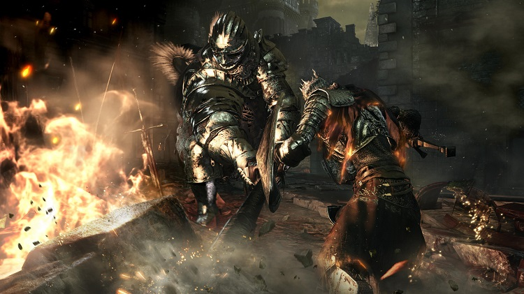 Dark Souls III: PS4 VS Xbox One