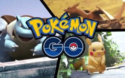 ¡Muchos detalles nuevos sobre Pokémon GO!
