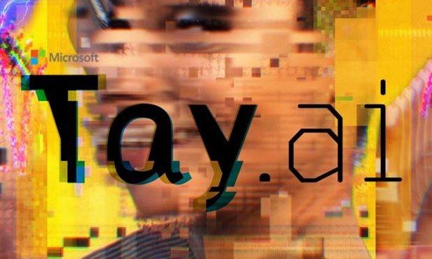 TAY.AI – Robot Millenial Racista
