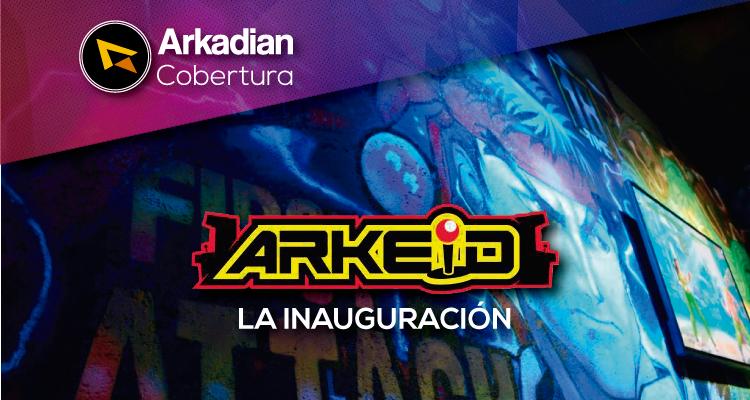 Cobertura | Arkeid, la inauguración