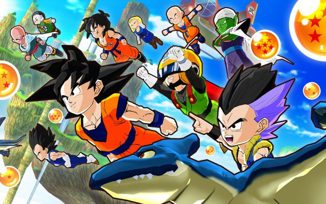 Dragon Ball Fusions estrena trailer