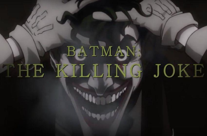 Un Breve Analisis al Trailer Oficial de The Killing Joke