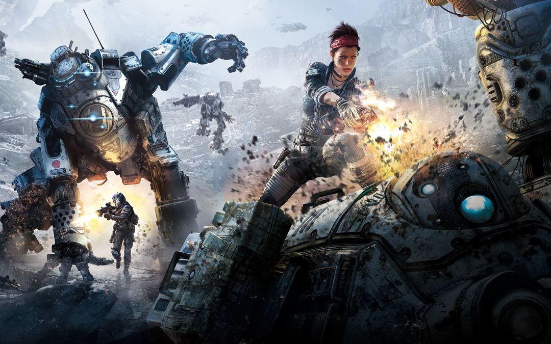Titanfall 2 – Estrena trailer y espadas.